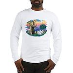 St Francis #2/ Am Eskimo (2) Long Sleeve T-Shirt
