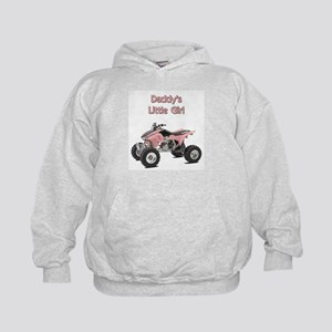 Daddy's Little Tough Girl Hoodie