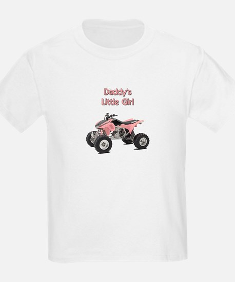 Daddy's Little Girl ATV T-Shirt