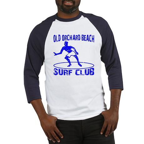 Surf Club Baseball Jersey