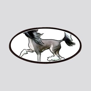 chinese crested Patch