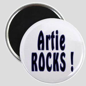Artie Rocks ! Magnet