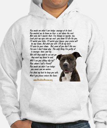 Only Thing, Pit Bull - Jumper Hoody