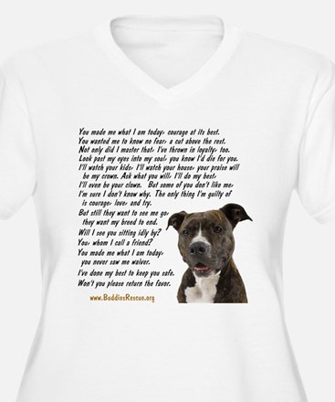 Only Thing, Pit Bull - T-Shirt