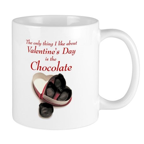The only thing I like about... Mug