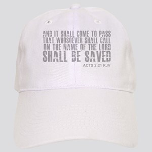 Call on Jesus and be saved Cap
