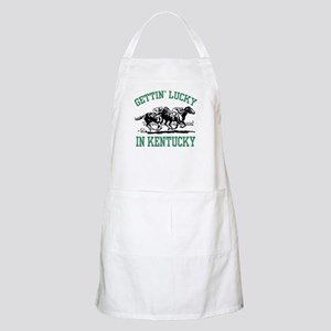 Gettin' Lucky in Kentucky Apron