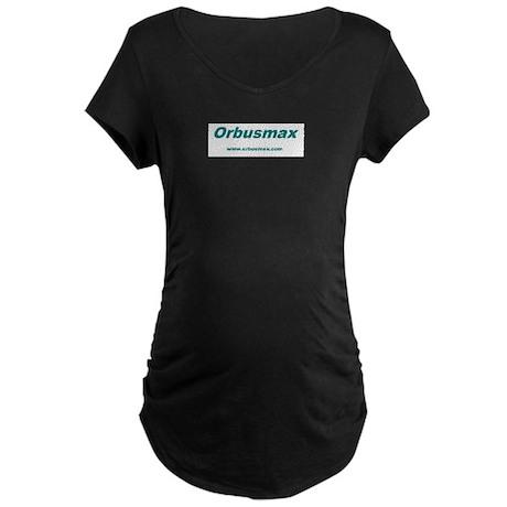 Orbusmax (www.Orbusmax.com) Maternity Dark T-Shirt