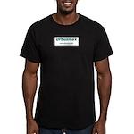 Orbusmax (www.Orbusmax.com) Men's Fitted T-Shirt (