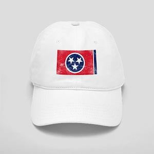 Vintage TN State Flag Cap