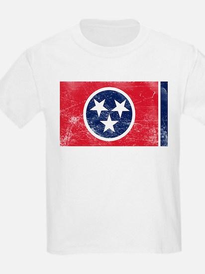 Vintage TN State Flag T-Shirt