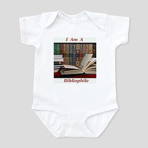 Bibliophile 2 Infant Bodysuit