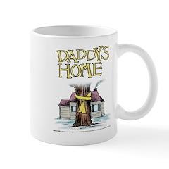 Daddy's Home Yellow Ribbon Mug