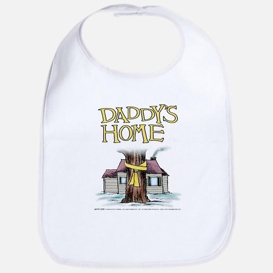 Daddy's Home Yellow Ribbon Bib