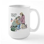 Daddy's Home! Large Mug