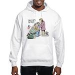 Daddy's Home! Hooded Sweatshirt