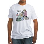 Daddy's Home! Fitted T-Shirt