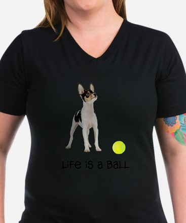 Toy Fox Terrier Life Shirt