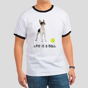 Toy Fox Terrier Life Ringer T