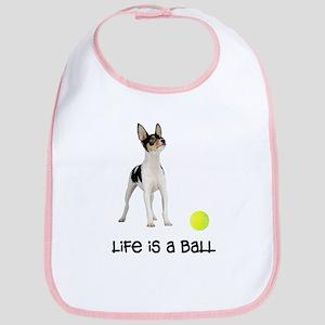 Toy Fox Terrier Life Bib