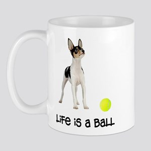 Toy Fox Terrier Life Mug