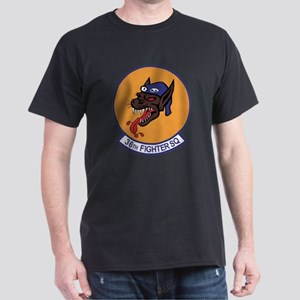 36th Fighter Squadron Dark T-Shirt