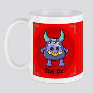 """Year of the Ox """"Lucky Cup"""" Mug"""