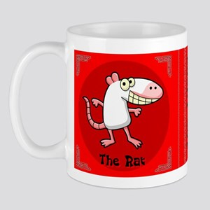 "Year of the Rat ""Lucky Cup"" Mug"