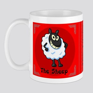 "Year of the Sheep ""Lucky Cup"" Mug"