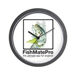 FishMatePro Wall Clock