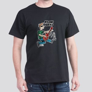 My Dad ROCKS Dark T-Shirt