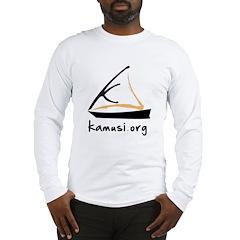 kamusi.org Long Sleeve T-Shirt