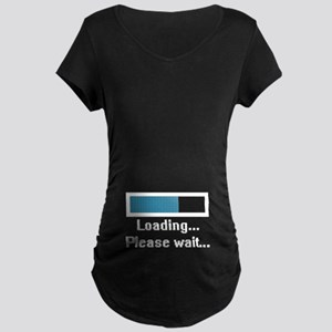 Loading... Please wait. Maternity Dark T-Shirt