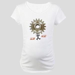 gear head Maternity T-Shirt