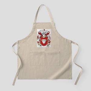 Kinsman Coat of Arms BBQ Apron