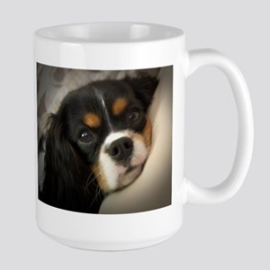 Cavalier King Charles Spaniel Large Mug