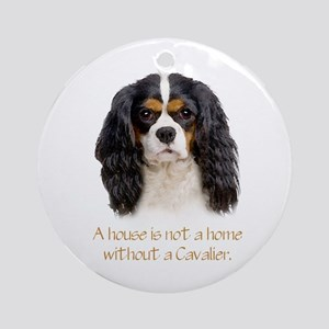 Cavalier King Charles Spaniel Ornament (Round)