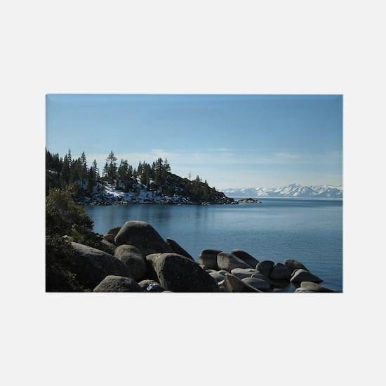 Incline, Lake Tahoe Rectangle Magnet