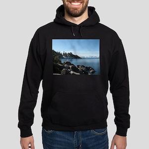 Incline, Lake Tahoe Hoodie (dark)
