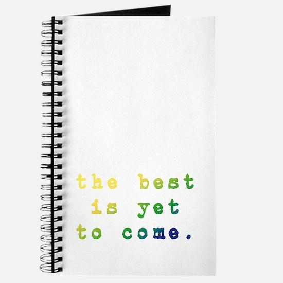 Cute Inspirational Journal