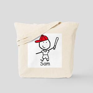 Baseball - Sam Tote Bag