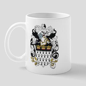Leach Coat of Arms Mug