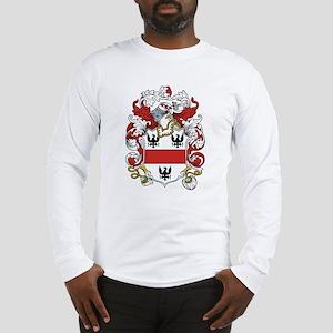 Leeds Coat of Arms Long Sleeve T-Shirt