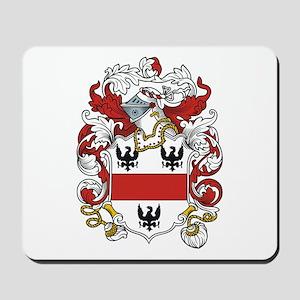 Leeds Coat of Arms Mousepad