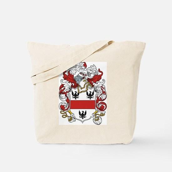 Leeds Coat of Arms Tote Bag