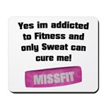 Sweat Mousepad