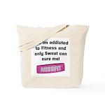 Sweat Tote Bag