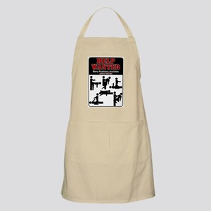 Help Wanted BBQ Apron