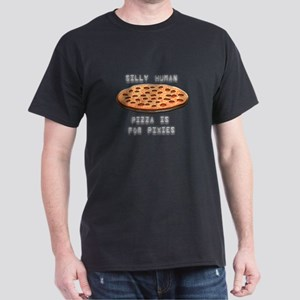 Pizza for Pixies Dark T-Shirt