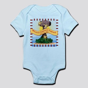 LOST Final Episode Infant Bodysuit